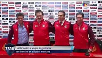 Toluca presenta a Ricardo La Volpe | Azteca Deportes