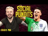 IS DECLAN RICE A SNAKE? | SOCIAL PUNDITS ft. JAACKMAATE | X OddsM8 | EP 3
