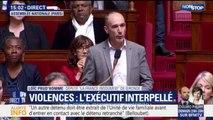 Le député LFI Loïc Prud'homme interpelle l'exécutif sur les violences policières