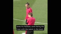 Gareth Bale is a 'joy to play with' - Davies on star's possible Spurs return