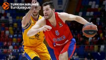 Alec Peters , CSKA Moscow shined against Gran Canaria