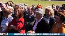 Marseille : un arbre pour ne pas oublier Ilan Halimi