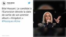 Bilal Hassani. Le candidat à l'Eurovision dévoile la date de sortie de son premier album « Kingdom »
