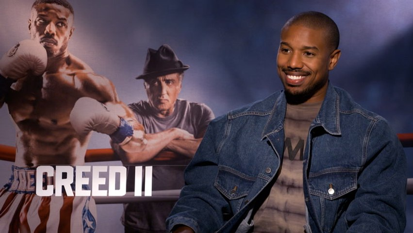 """What """"Black Love"""" Means To The 'Creed II' Cast"""
