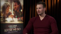 Chris Evans  My First Time As A Director