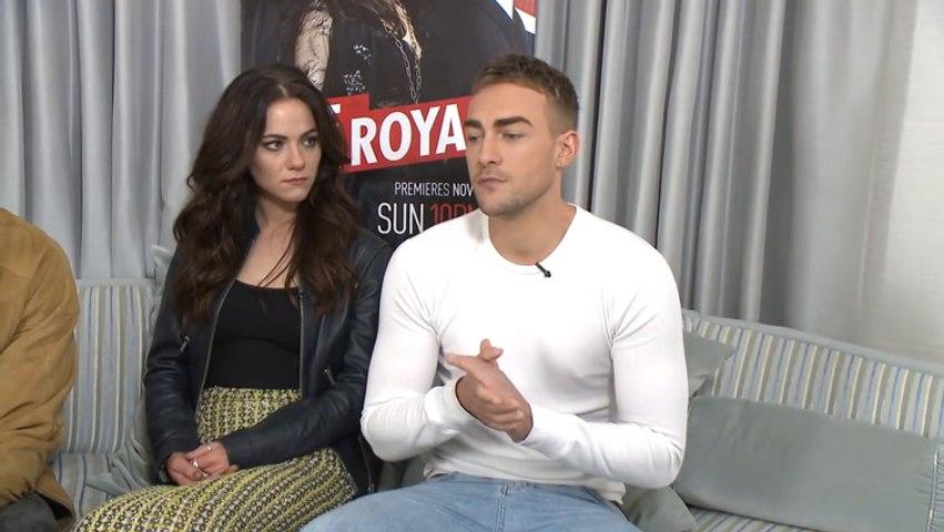 The Royals Cast Teases Jasper  Eleanors Future