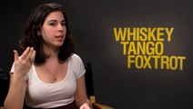 Whiskey Tango Foxtrot Stars Share What Its Like To Work With Tina Fey