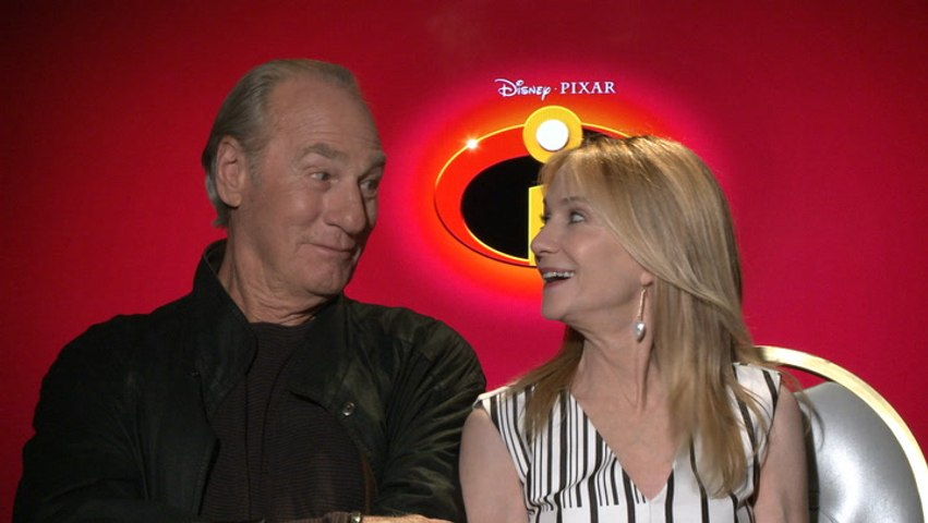 Recap The Incredibles With The Cast of 'Incredibles 2'