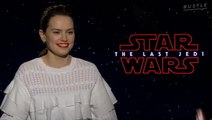 We Grilled 'The Last Jedi' Cast On Star Wars History