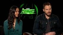 The 'Infinity War' Cast VS. Marvel Movie Trivia
