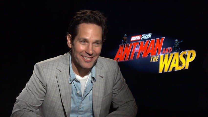 The 'Ant-Man 2' Cast Plays 'Would You Rather'