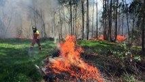 Incendios en Asturias se avecina una noche infernal! Anuncian llegada de un temporal de viento