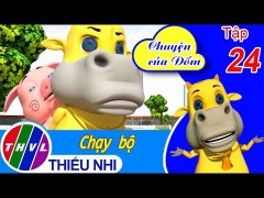 THVL Chuyen cua Dom Tap 24 Chay bo