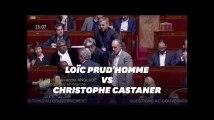 Les Insoumis quittent l'Assemblée après la réponse de Castaner à Prud'homme