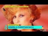 Angélica Aragón recuerda a Christian Bach | De Primera Mano