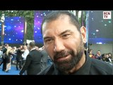 Dave Bautista Interview - Guardians of the Galaxy European Premiere