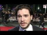 Game of Thrones Season 5 Kit Harington Interview - Jon Snow