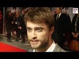 Daniel Radcliffe Interview Horns Premiere