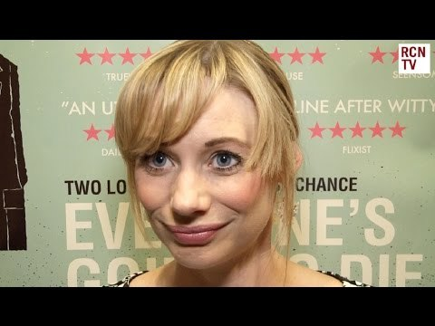 Kellie Shirley Interview Everybody's Going To Die Premiere