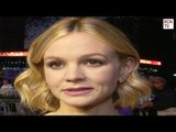 Carey Mulligan Interview Mudbound Premiere