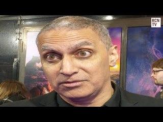 Composer Nitin Sawhey Interview Mowgli Legend Of The Jungle Premiere