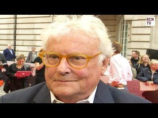 Director Richard Eyre Interview The Children Act Premiere