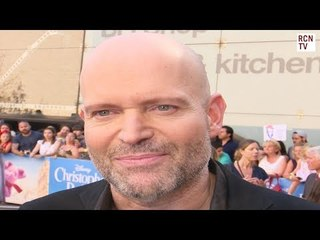Director Marc Forster Interview Christopher Robin Premiere