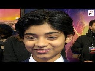 Rohan Chad Interview Mowgli Legend Of The Jungle Premiere