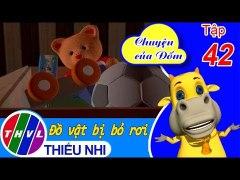 THVL Chuyen cua Dom Tap 42 Do vat bi bo roi