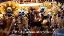 Dramatique Accident Parade Carnaval Nocturne Fédération Basse-Terre Freins Camionnette Véhicule Fou Fauche 17 Personnes Blessées 10 Danseuses Musiciens Groupe Magma 2 Enfants Hospitalisés Urgences CHBT CHU Secours Défilé 22 Heures Rue Lardenoy 4 Mars 2019