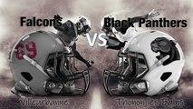 Elite 2019 - Journée 5 - Falcons VS Black Panthers