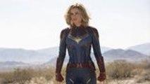 Critics Respond to 'Captain Marvel' | THR News