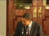 African Americans-Blacks Barack Obama v Hillary Clinton Race