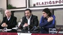 Elazığspor, teknik direktör Serhat Gülpınar ile sözleşme imzaladı - ELAZIĞ