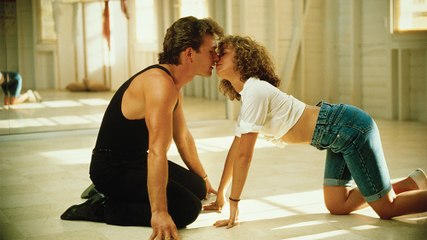 Dirty Dancing Movie (1987) Patrick Swayze, Jennifer Grey