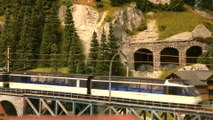 Montreux Oberland Bernois Model Railway - Model trains from Switzerland | Pilentum Television - The world of model trains