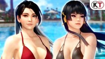 Dead or Alive Xtreme 3: Scarlet - Trailer 'Momiji & Nyotengu'