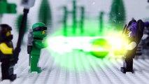 LEGO Ninjago s 9 STOP MOTION LEGO Ninjago: Thrownroom Showdown | LEGO Ninjago | Billy Bricks