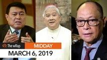 Villegas hits Duterte, calls voting public not to 'betray God' | Midday wRap