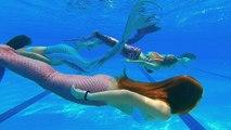 Making a splash at Malaysia's mermaid school