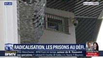Attaque à Condé-sur-Sarthe: les prisons face au défi de la radicalisation