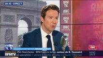 """""""Cet homme n'aurait jamais du être dans une unité de vie familiale."""" Guillaume Peltier (LR) réagit à l'agression de surveillants à Condé-sur-Sarthe"""