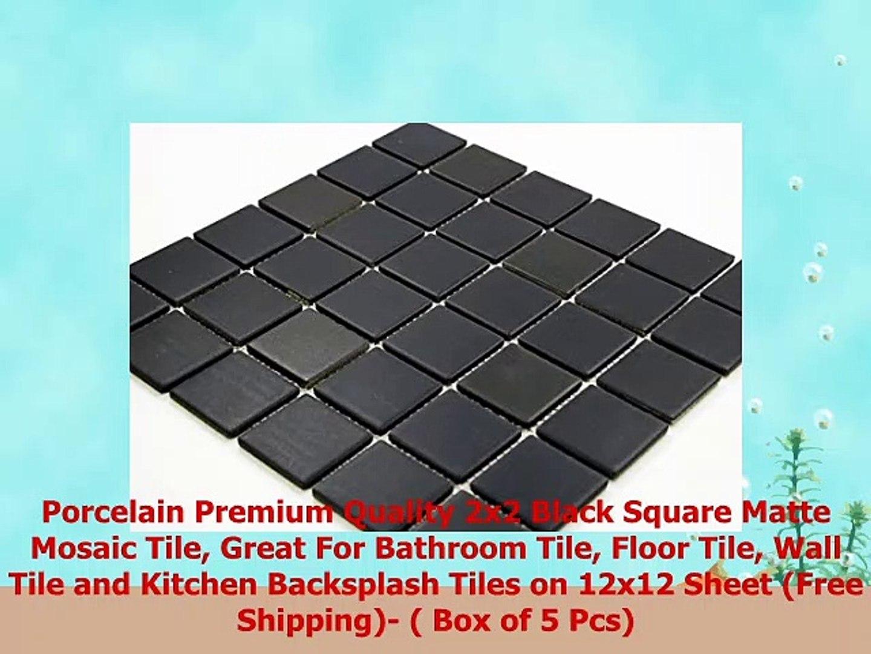 Matte White 10pcs//Carton Retro Hex Porcelain Floor and Wall Tile