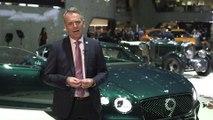 Bentley at Geneva Motor Show 2019 - Chris Craft