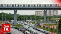 Three MRT stations to temporarily close