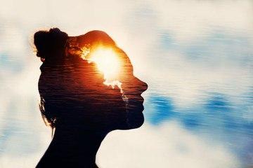 Negative Gedanken durch positives Denken vertreiben