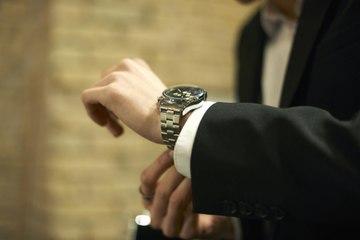 Die wertvollsten Uhren, von denen Männer träumen.