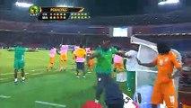 Football : Copa Barry, héros de la victoire des éléphants en finale de la coupe d`'Afrique 2015