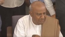 Have Clinched 10 Seats for Lok Sabha Election, HD Deve Gowda over seat sharing | Oneindia News
