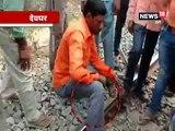 लोगों की सतर्कता से जसीडीह और बैद्यनाथ धाम स्टेशन के बीच टला बड़ा हादसा
